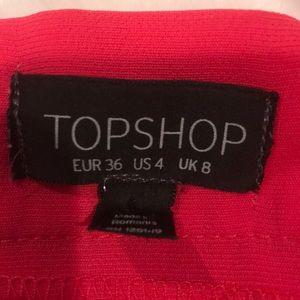 Topshop Tops - Off the shoulder top shop shirt